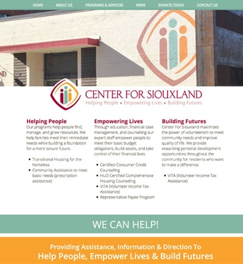 Center For Siouxland