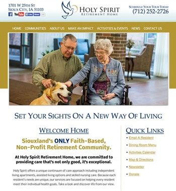 Holy Spirit Retirement Home
